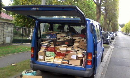 Debarras de livres